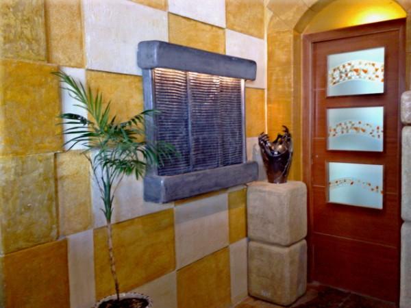 Fuentes y cascadas for Fuentes de pared interior